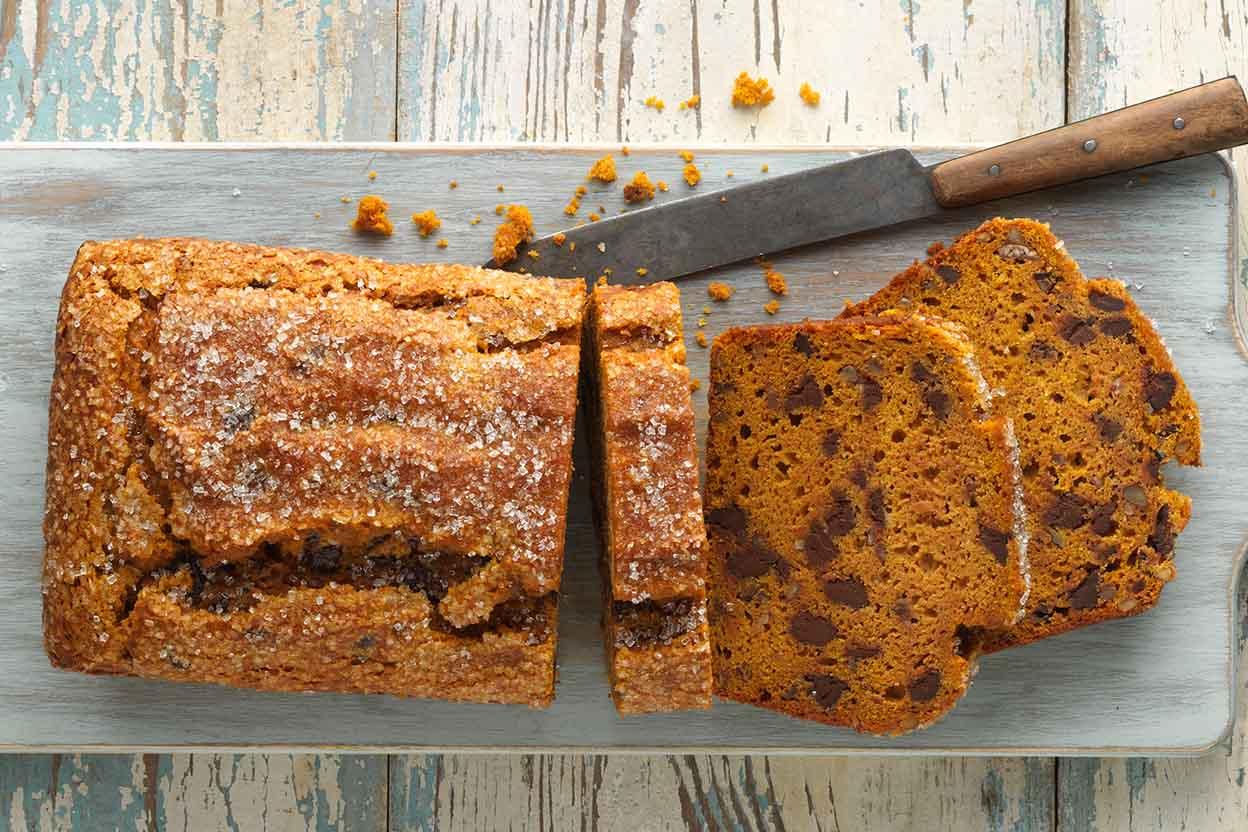 King Arthur Flour Easy Gluten Free Pumpkin Bread
