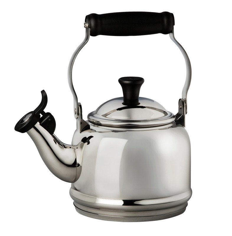Le Creuset Stainless Steel Demi Kettle Photo