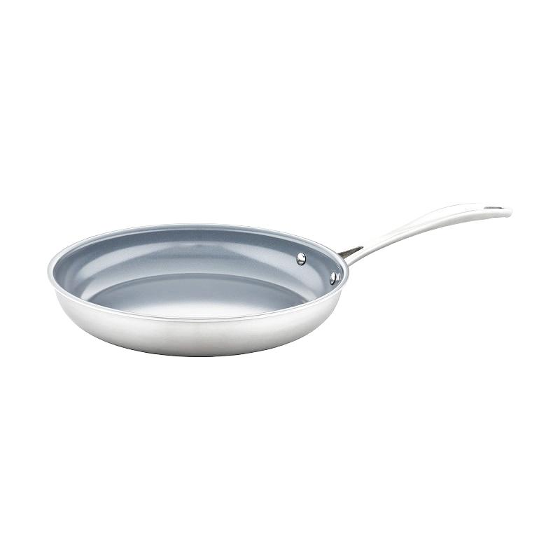 Greenpan Valencia Pro 10 In Fry Pan With Lid